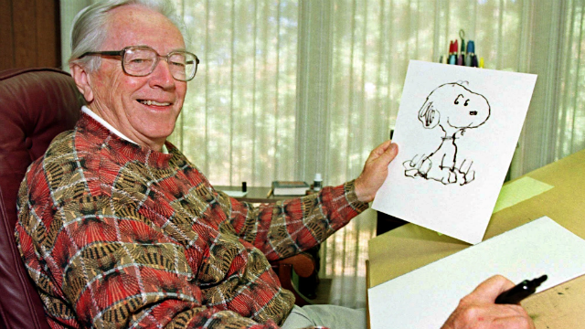 'Peanuts' Creator Charles Schultz's House Burned Down in the California Wildfires
