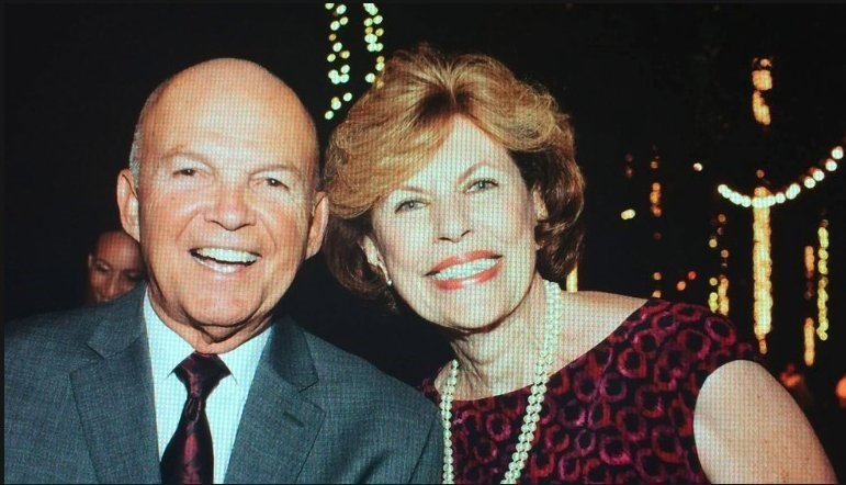 Armando and Carmen Berriz were vacationing in a rental home in Santa Rosa with their family. (CNN)