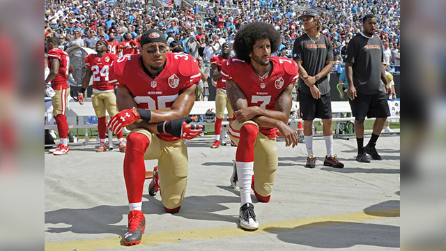 SI honors Colin Kaepernick with Muhammad Ali Legacy Award