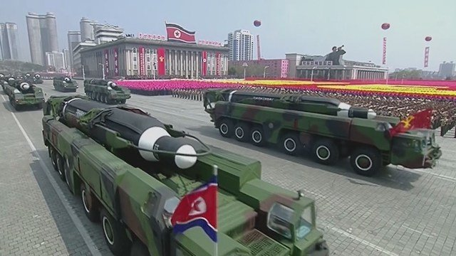 North Korea warns of Nuclear War - Update
