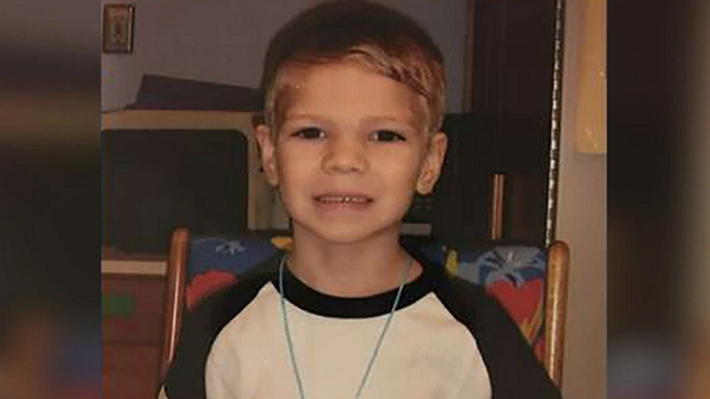 Authorities searched for Dayvid Pakko, 6, for hours after the boy went missing on Monday. (Snohomish County Sheriff's Office)