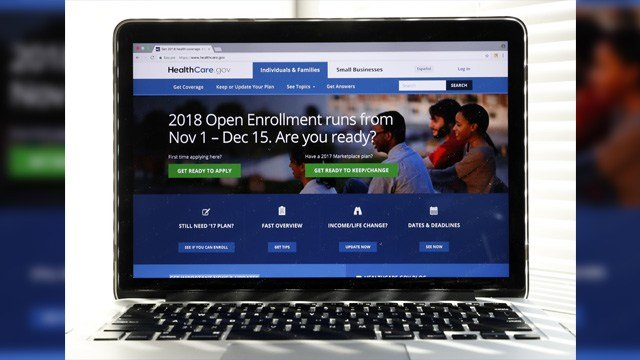 "If President Trump succeeds in shutting down a major ""Obamacare"" subsidy, it would have the unintended consequence of making basic health insurance available to more people for free, and making upper-tier plans more affordable. (AP Photo/Alex Brandon)"