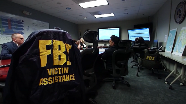Two sisters, one 5 years old and the other 3 months old, were rescued in Denver by undercover agents during this year's FBI-led sting operation against sex traffickers, officials said. (FBI)