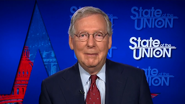 McConnell: Trump 'getting a lot more done' than he realizes
