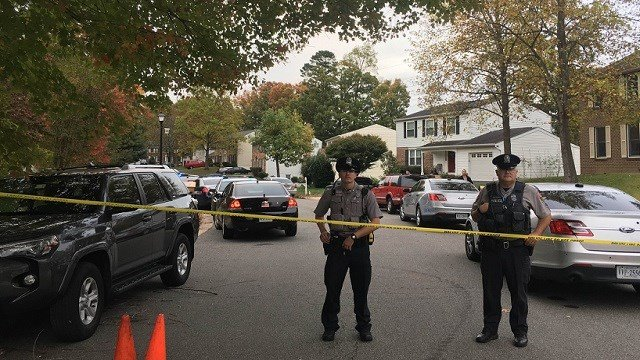 Springfield, Virginia police are investigating after a domestic dispute ended with a 70-year-old man taking his own life with a chainsaw. (Springfield Police Department)