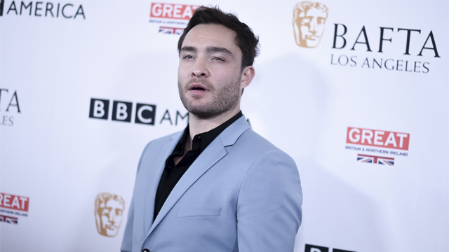 Ed Westwick attends the BAFTA Los Angeles TV Tea Party at the Beverly Hilton Hotel on Saturday, Sept. 16, 2017, in Beverly Hills, Calif. (Photo by Richard Shotwell/Invision/AP)