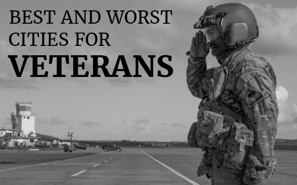 When veterans return to America, readjusting to civilian life can be a difficult obstacle to overcome. A new study released by Wallet Hub found out that these readjustments can be alleviated or exacerbated depending on where a veteran lives.