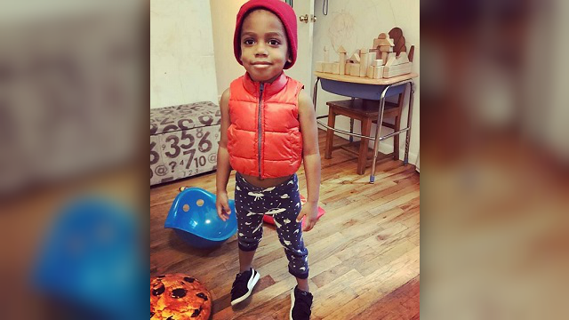 Elijah Silvera went into anaphylactic shock after eating the sandwich at the Seventh Avenue Center for Family Services in Harlem on Nov. 3, WPIX reports. (GoFundMe)