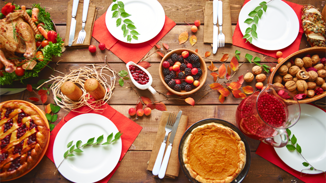Got questions about Thanksgiving? We've got answers. Here are some tips from Allrecipes.