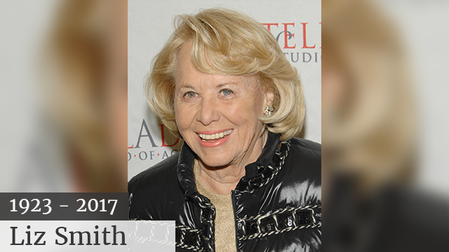 Liz Smith Latest News, Photos, and Videos