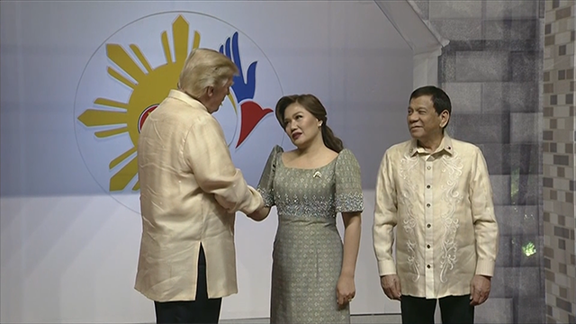 Trump & Duterte hold bilateral talks