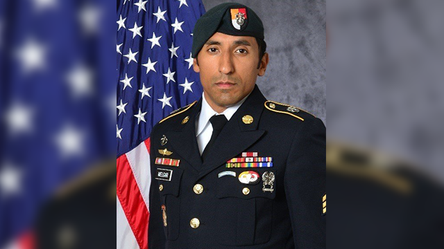 Staff Sgt. Logan Melgar, a Green Beret, was killed in June in Mali. He was part of a small group of U.S. military personnel working Bamako, Mali in support of the U.S. Embassy.