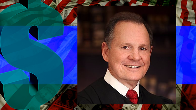 (AP/Meredith Image) An explosive Washington Post report accused Roy Moore, the Republican nominee in Alabama for a Senate seat, of engaging in sexual conduct with underage women.