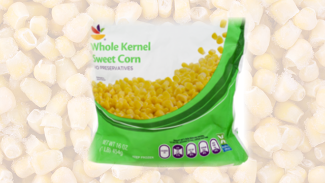 Giant recalls frozen corn