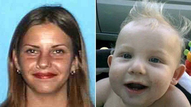 Jennifer Anne Walsh and her 16-month old son, Alexander, had not been heard from since they were reported missing in 2009. (411gina.org)