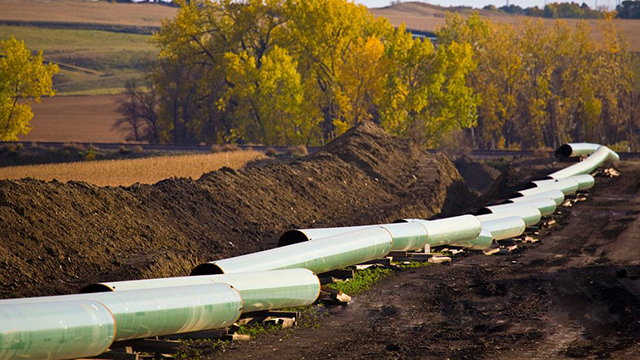 (Source: CNN) According to TransCanada, a total of 210,000 gallons of oil leaked on November 16, 2017 from the Keystone Pipeline in Marshall County, South Dakota.