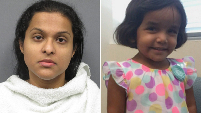 Mother of Texas toddler found dead now facing charges