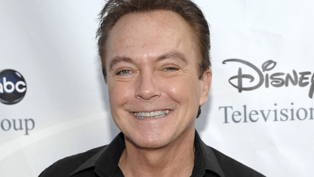 "This Aug. 8, 2009 file photo shows actor-singer David Cassidy, best known for his role as Keith Partridge on ""The Partridge Family,"" arrives at the ABC Disney Summer press tour party in Pasadena, Calif. (AP Photo/Dan Steinberg, File)"