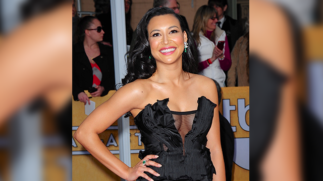 'Glee' Star Naya Rivera Has Been Arrested on Domestic Battery Charges
