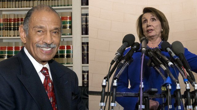 Ex-Conyers Staffer Says She'd Testify If Asked