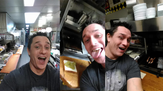 Man cooks his own breakfast after finding Waffle House employees asleep