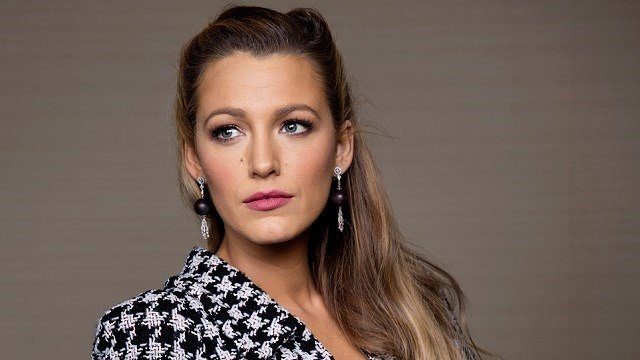 Blake Lively Injured on 'The Rhythm Section' Set, Production Halted