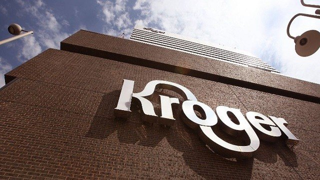 The Kroger Company has recalled six months' worth of Comforts FOR BABY Purified Water with Fluoride Added after discovering mold in the product. (Getty Images via CNN)