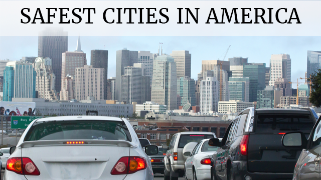WalletHub has released the results of their study, which reveals the safest cities in America. (Photo: Meredith)