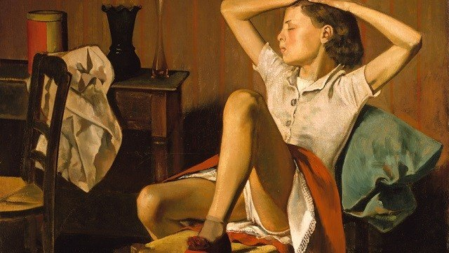 New York's Metropolitan Museum refuses to remove Balthus' painting after petition