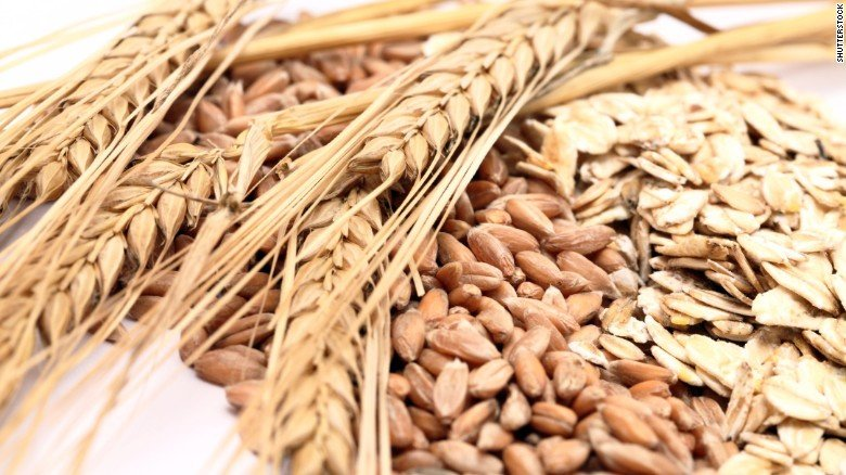 Whole grains include plant-based proteins.