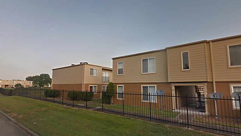 Houston police said the baby died in the family's home, located in the Jadestone apartment complex. (Image: Google Maps)