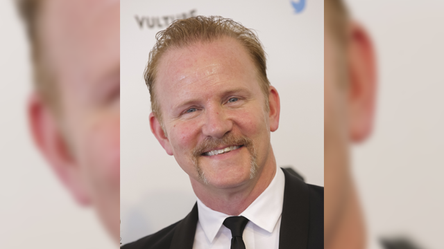 "Morgan Spurlock arrives for ""Full Frontal with Samantha Bee's Not the White House Correspondents' Dinner"" held at DAR Constitution Hall on Saturday, April, 29, 2017, in Washington. (Photo by Brent N. Clarke/Invision/AP)"