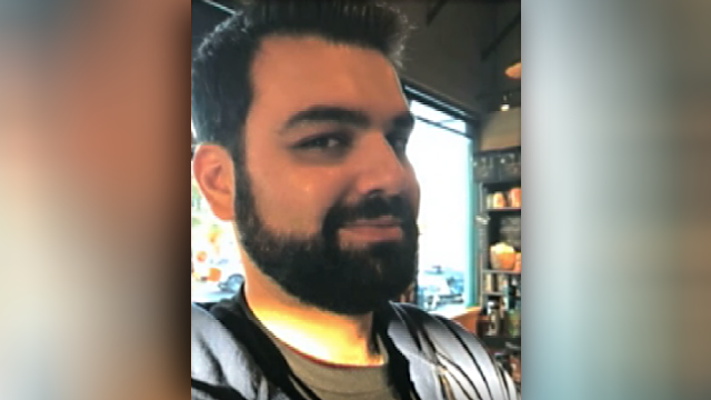 """Sikander Imran, 32, is charged with """"cause of abortion"""" and premeditated killing of a fetus of another. (Photo: WROC via CNN)"""