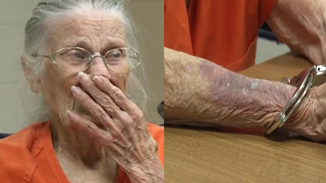 Woman, 93, released from jail after eviction, arrest for not paying rent