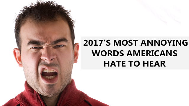 'Whatever': Most annoying word remains for ninth year in a row
