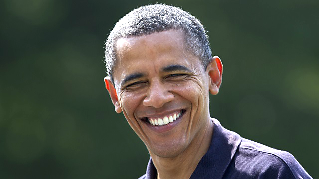Americans think Barack Obama is greatest president of their lifetime, survey finds