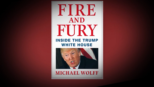 'Fire And Fury' publisher moves up book release date to Friday