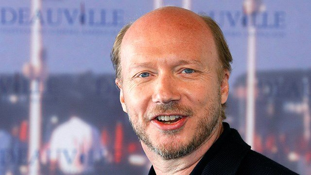 "Canadian director Paul Haggis poses during a photo-call to promote his movie ""In the valley of Elah"" at the 33rd American Film Festival in Deauville, Normandy, France, Tuesday Sept. 4, 2007. (AP Photo/Michel Spingler)"