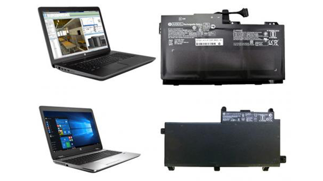 HP recalls explosive laptop batteries after reports of melting, charring