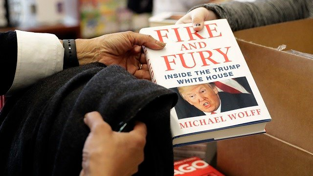 North Korea: Popularity of 'Fire and Fury' foretells Trump's end