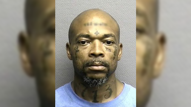 Houston police searching for man with social security number on forehead