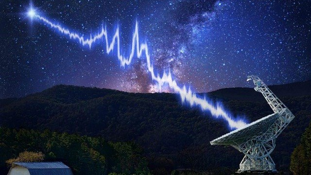 Scientists say 'MONSTROUS' energy bursts from space may be from ALIENS