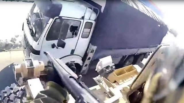 US Military Probes Video Of Possible Shots At Civilian Truck In Afghanistan