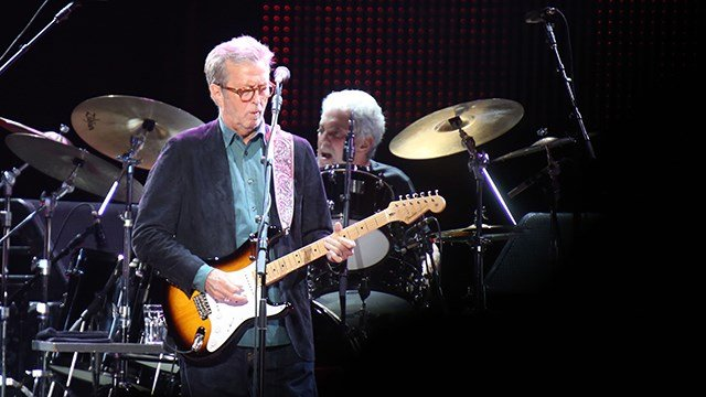 Eric Clapton opens up about health issues and going deaf