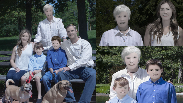 Family shares hilarious results of family photo shoot