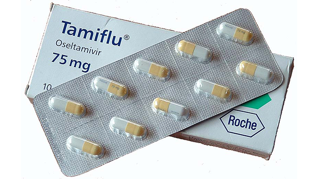 Parents say 6-year-old suffers frightening side effects after taking Tamiflu