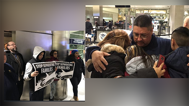 Father deported to Mexico after living in United States  for 30 years