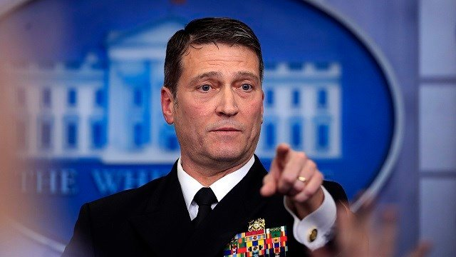 White House Doctor Says Trump Is In 'Excellent' Physical, Cognitive Health