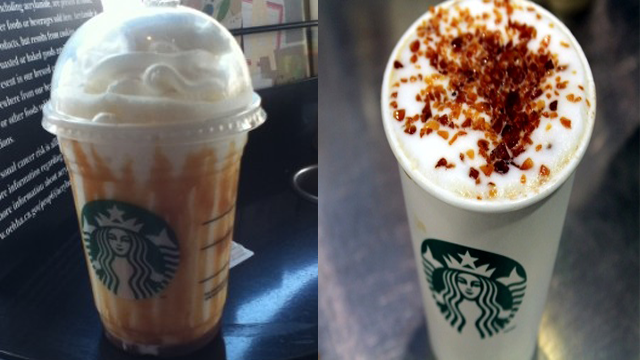 (Photo: StarbucksSecretMenu.net, Pinterest)