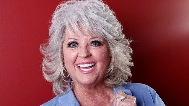 Celebrity chef Paula Deen poses for a portrait in New York. (AP Photo/Carlo Allegri, File)